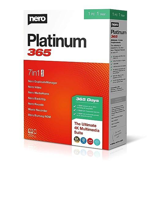 Nero Platinum 2020 Review.Nero Platinum 365 Pc