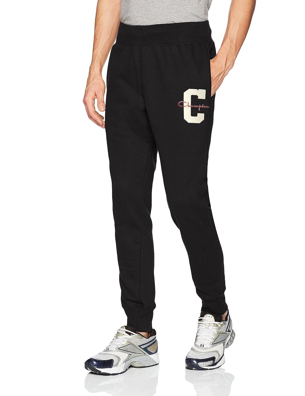 noir Champion Script C Logo 3XL Champion Life Homme Pantalon