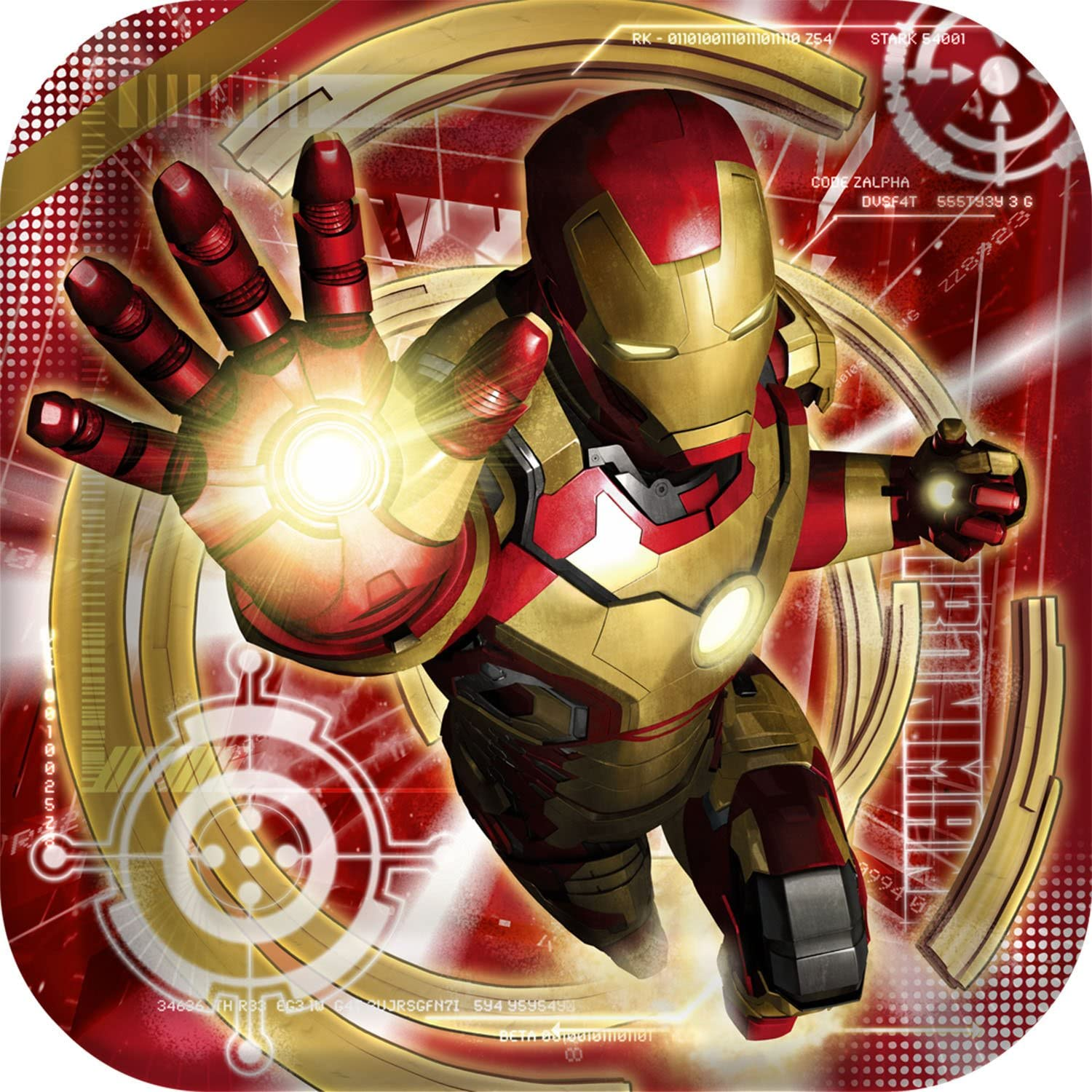 Iron Man 3 Party Supplies by Hallmark