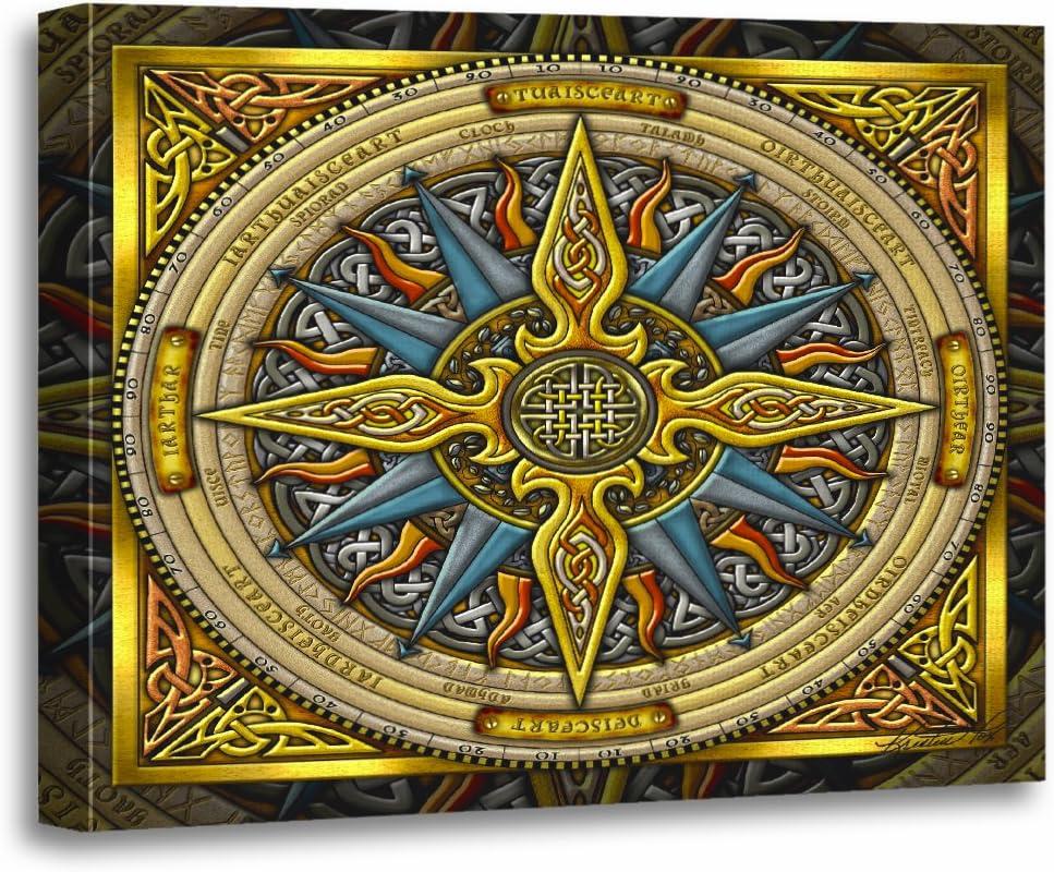 "NEW Steampunk  Canvas Wall Art 20/"" x 30/"""