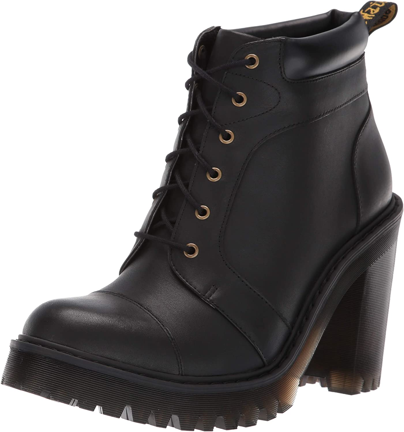 Dr. Martens AVERIL Bottines à talons hauts black