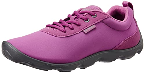 crocs Women's Duet Busy Day Lace up W Rubber Sneakers Women's Sneakers at amazon