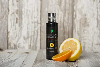 product image for Smude's Renew Therapeutic Sunflower Massage Oil