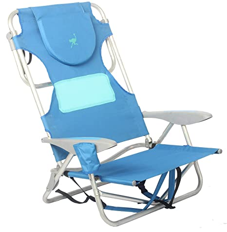 Collections Of Ostrich Ladies Comfort Beach Lounge Chair