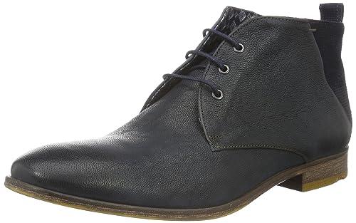 Lloyd Guy, Botines para Hombre, Azul-Blau (Ocean 9), 39 EU: Amazon.es: Zapatos y complementos