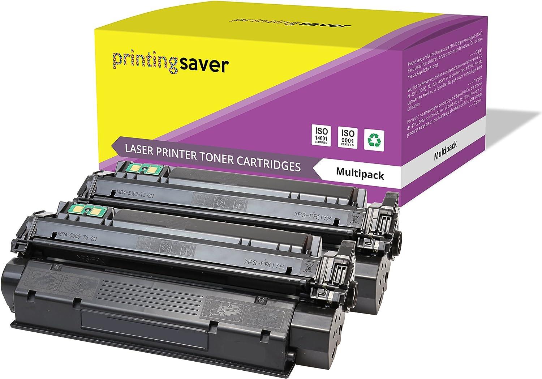 Printing Saver Negro Tóner Compatible para HP Laserjet 1000 1000W ...