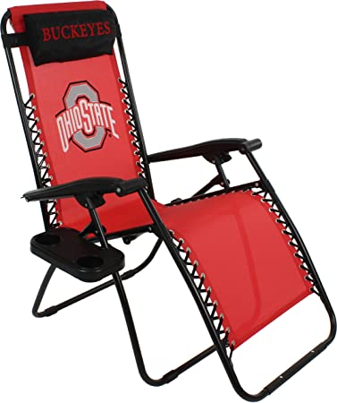 Superior College Covers Ohio State Buckeyes Zero Gravity Chair