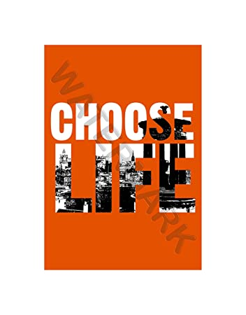 choose life trainspotting quote