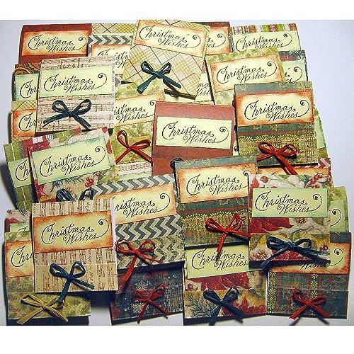 Amazon christmas note cards dessert tea gift cards holiday christmas note cards dessert tea gift cards holiday greeting cards set of 12 m4hsunfo
