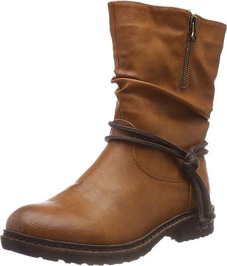 Rieker Damen 94764 Stiefeletten: : Schuhe & Handtaschen rSJ0V