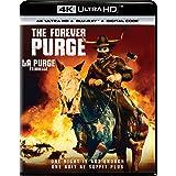 The Forever Purge (4K Ultra HD) [Blu-ray]