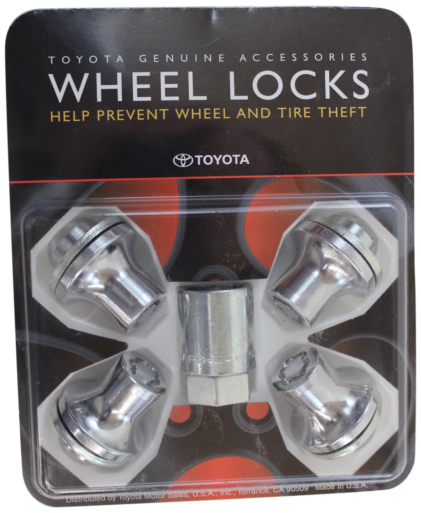 Genuine Toyota Accessories PT276-60070 Wheel Lock