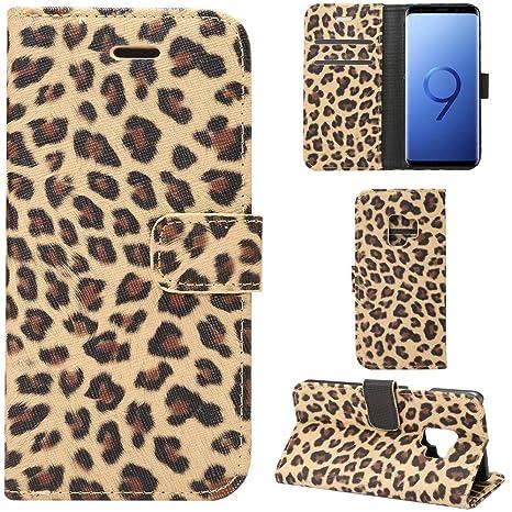 coque samsung s9 leopard