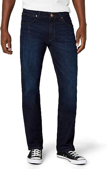 TALLA 46W / 34L. Wrangler Arizona Jeans Pantalones para Hombre