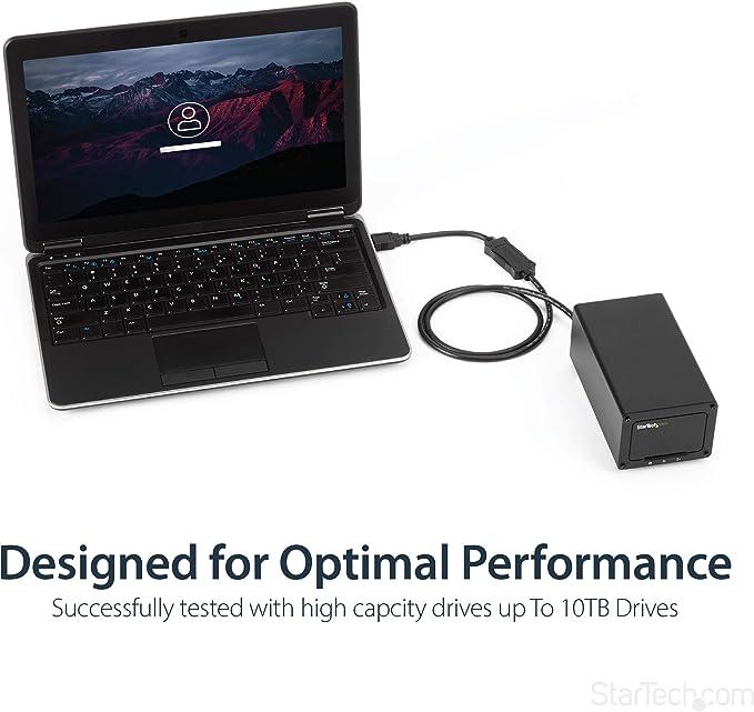StarTech.com USB 3.0 de 80 cm a discos duros eSATA / HDD / SSD / cable ODD: Startech: Amazon.es: Electrónica