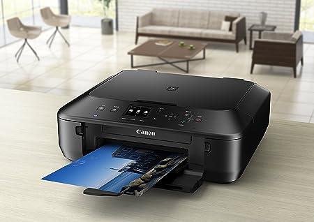 Canon Pixma MG5650 - Impresora multifunción de Tinta - B/N 12.2 ...