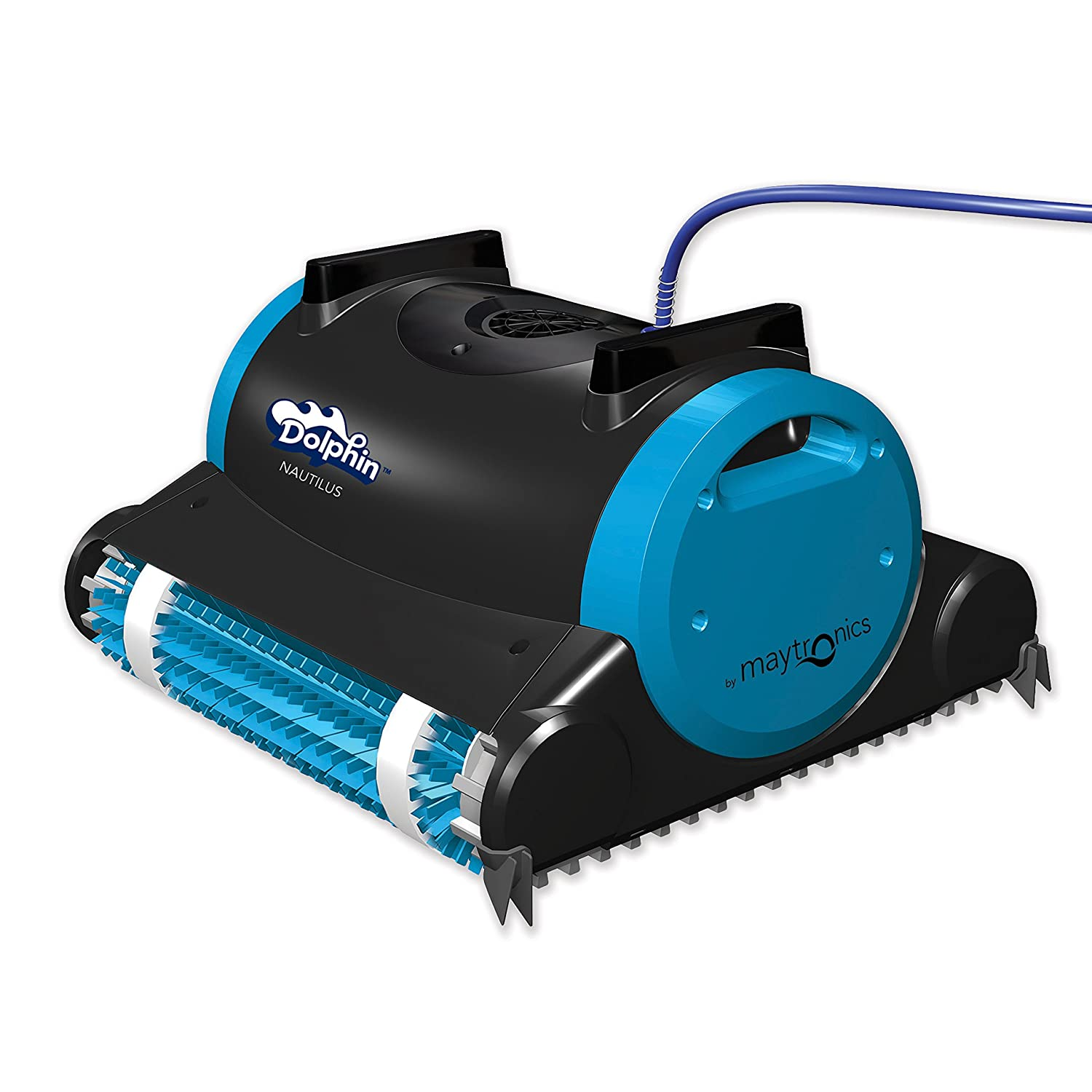 Dolphin Nautilus Robotic In Ground Pool Cleaner with Two Extra Filter Packs - 99996323 Maytronics
