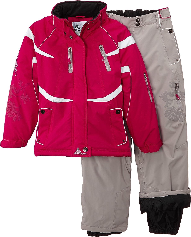 Cintura da Neve da Bambina Peak Mountain Gacial//NH Completo da Sci