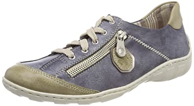 low priced 35323 aba4b Rieker Women's M3724 Low-Top Sneakers