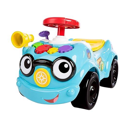 Amazon.com: Bebé Einstein Roadtripper Ride-On Car and Push ...