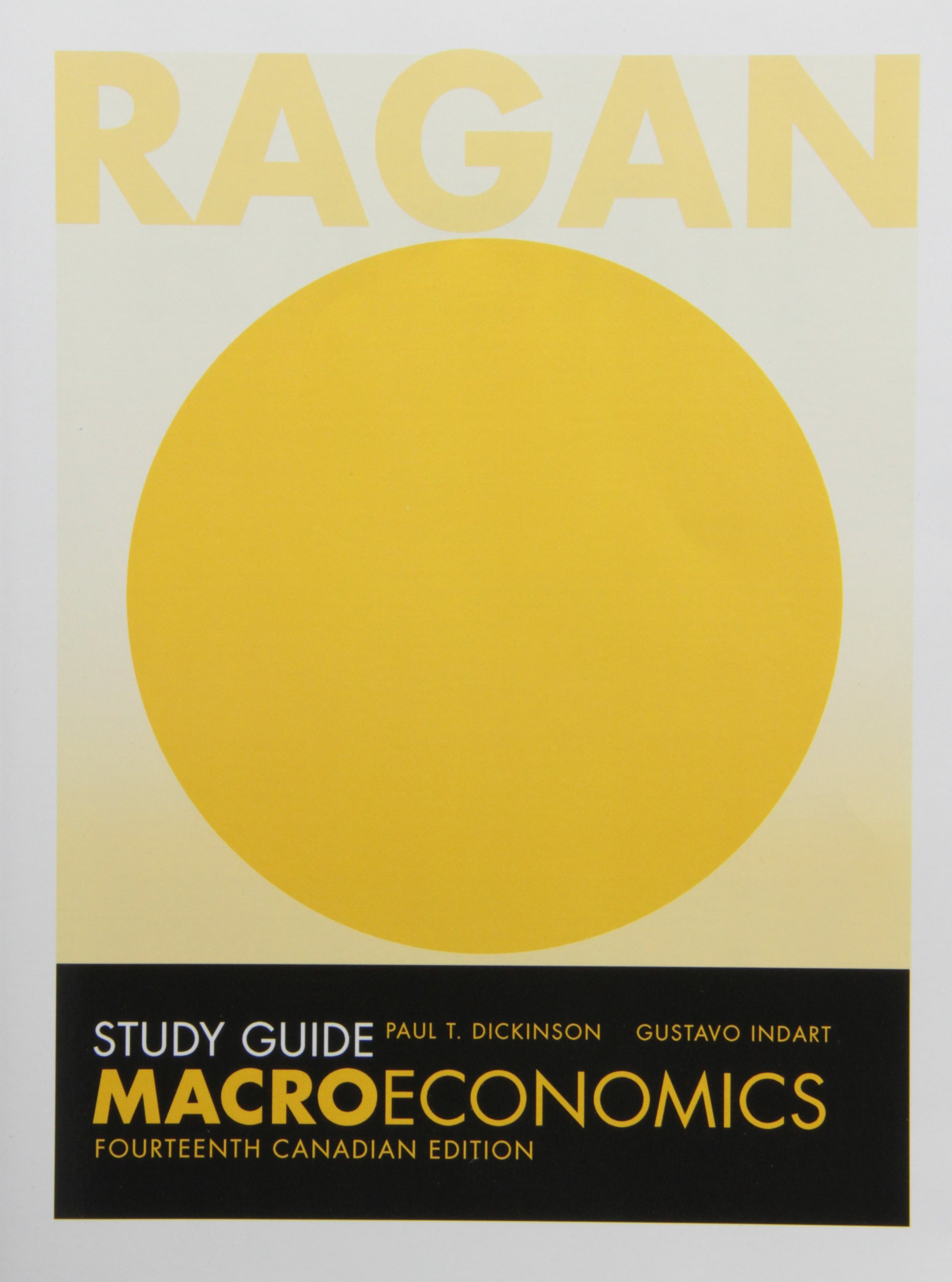 Study Guide for Macroeconomics, Fourteenth Canadian Edition (14th Edition)