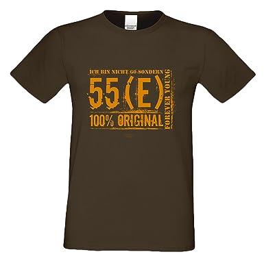 Geschenk Zum 60 Geburtstag Herren T Shirt Ich Bin Nicht 60