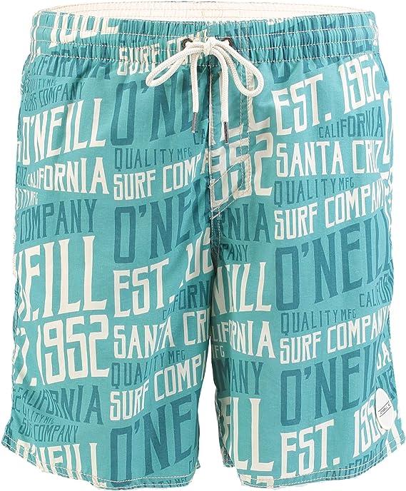 TALLA S. O'NEILL Signage Shorts Pantalones Cortos, Hombre