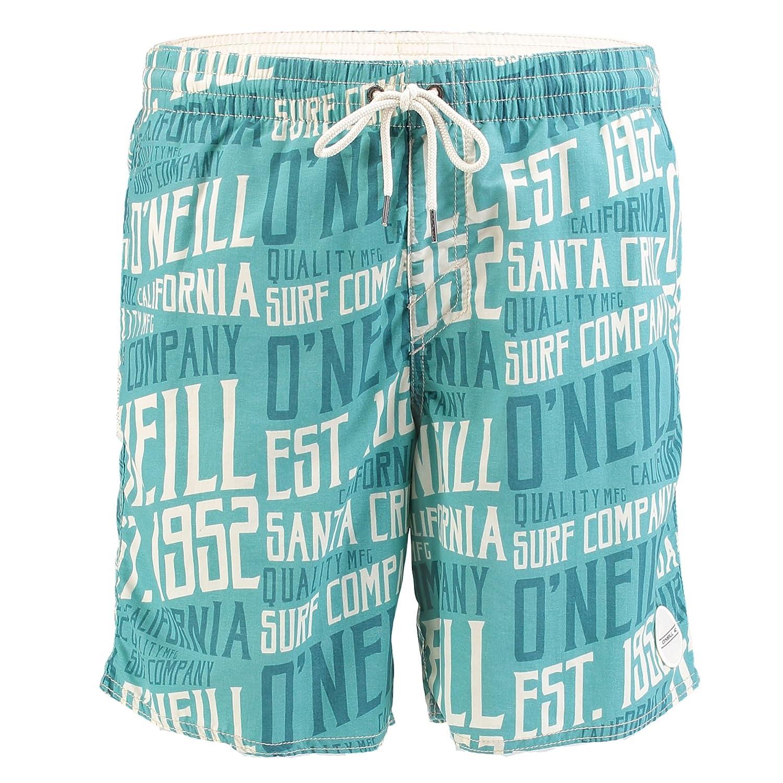 TALLA S. O 'Neill Signage Pantalones Cortos Bañador para Hombre