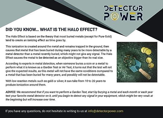 Amazon.com : Britbe Tesoro Hunter Long Range Metal Detector ...