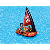 Poolmaster Pirate Boat Swimming Pool Float