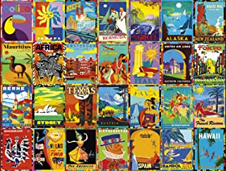 product image for Buffalo Games - Going Places - Colorful Destinations - 750 Piece Jigsaw Puzzle