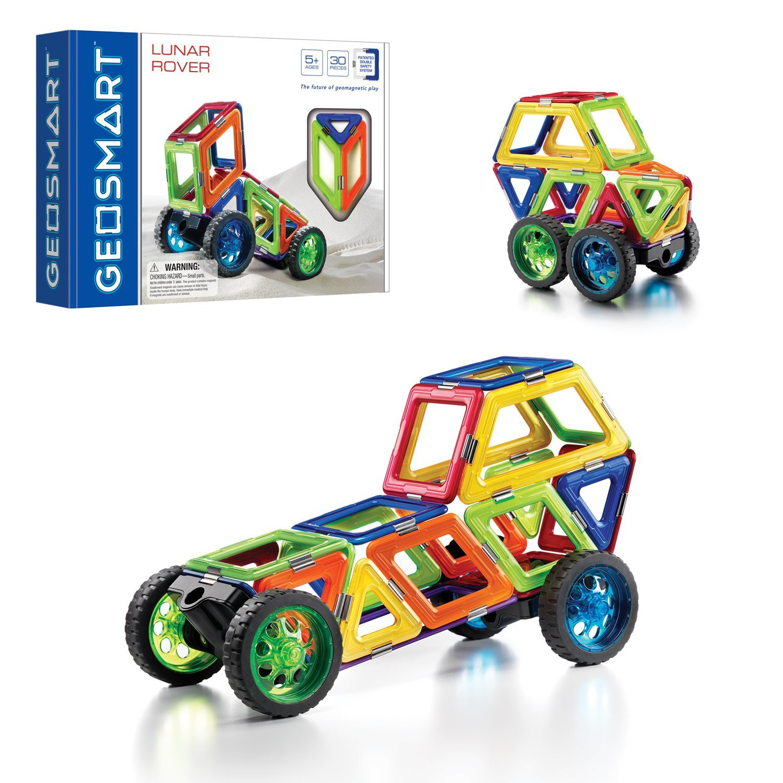 Amazon GeoSmart Lunar Rover Toys & Games
