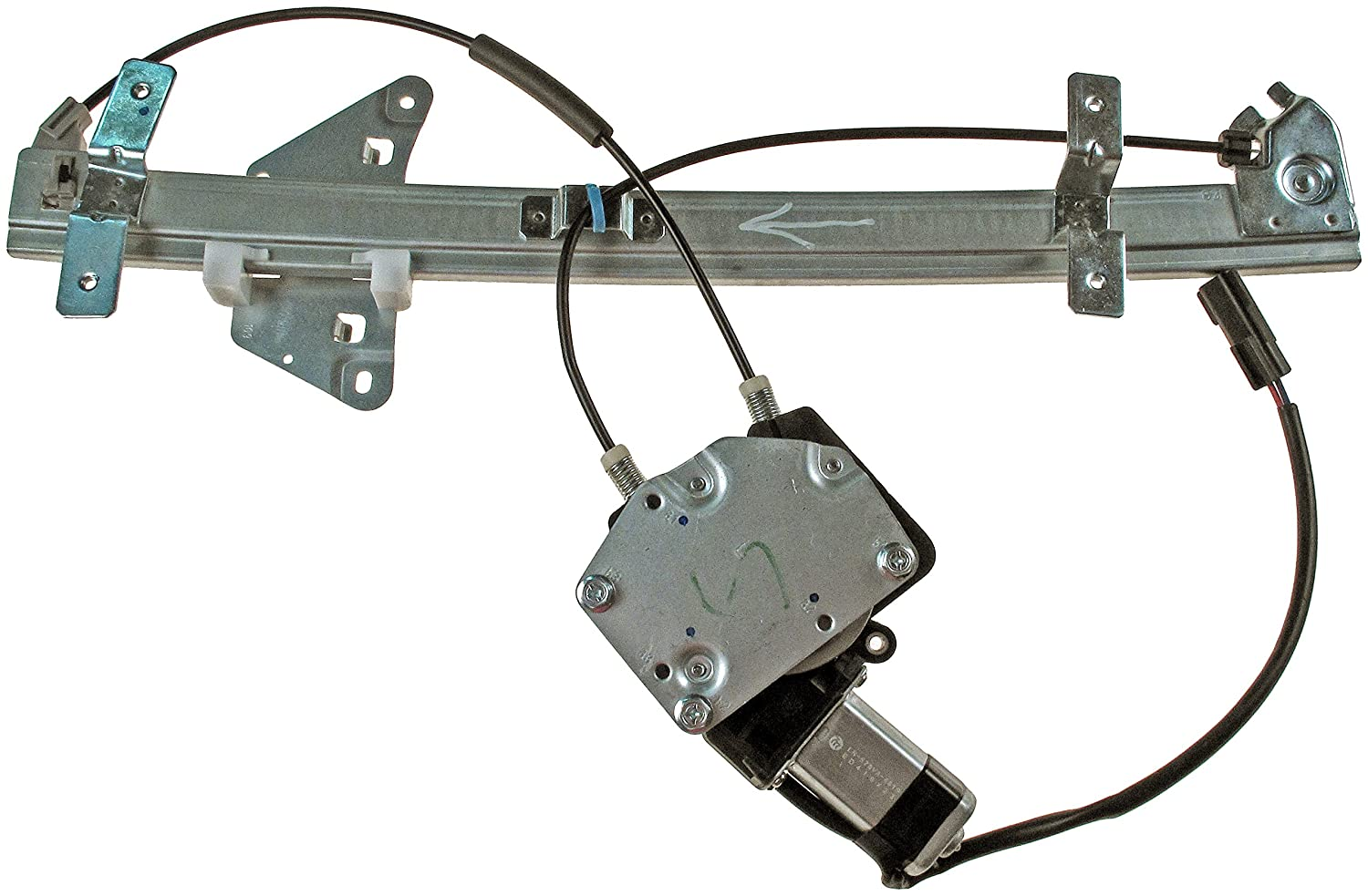 Dorman 741 649 Front Driver Side Window Regulator With 2006 Dodge Dakota Power Wiring Motor For Select Trucks Automotive
