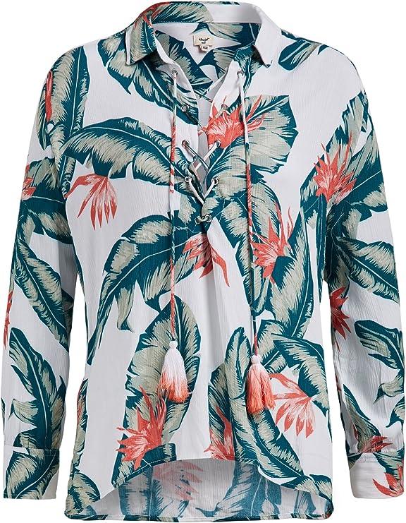Khujo Mila Rayon Woven Top Blusas para Mujer