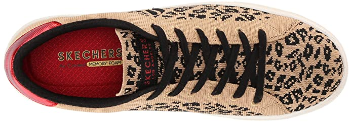 Goldie-Leopard Engineered Knit Lace