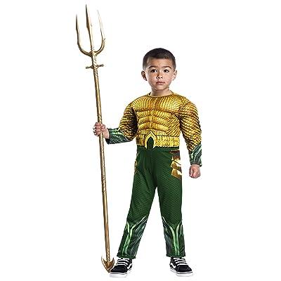 Rubie's Aquaman Movie Toddler Aquaman Costume: Toys & Games