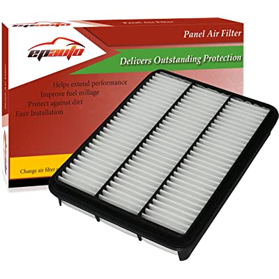 EPAuto GP918 (CA8918) Replacement for Toyota/Lexus Extra Guard Panel Engine Air Filter for 4 Runner (2003-2009), Land Cruiser (1998-2007), Sequoia (2001-2007), GX470 (2003-2009), LX470 (1998-2007): Automotive