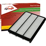 EPAuto GP918 (CA8918) Replacement for Toyota / Lexus Extra Guard Panel Engine Air Filter for 4 Runner (2003-2009), Land Cruis