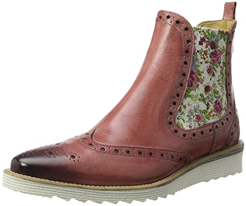 Womens Amy 12 Chelsea Boots, Pink Melvin & Hamilton