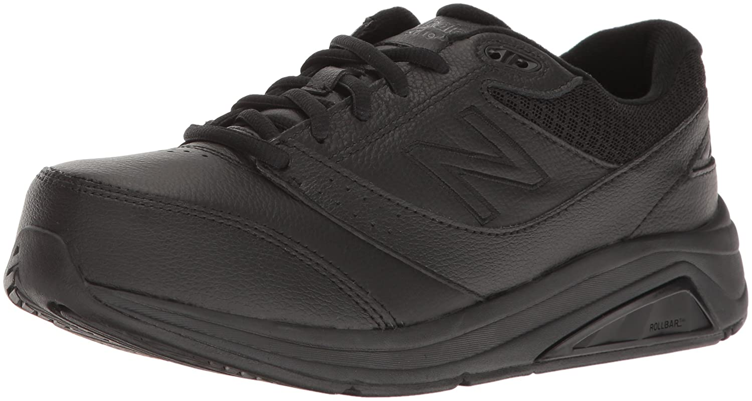 New Balance Women's Womens 928v3 Walking Shoe Walking Shoe B01NBA8Y4Q 11 B(M) US|Black/Black