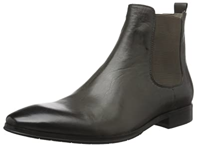 Herren BootsGraugrigio43 03 Chelsea 752331 Belmondo 08mwvNOn