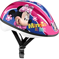 Stamp Bicycle Helmet Minnie Cascos, Niñas, Rosa, XS/49-51