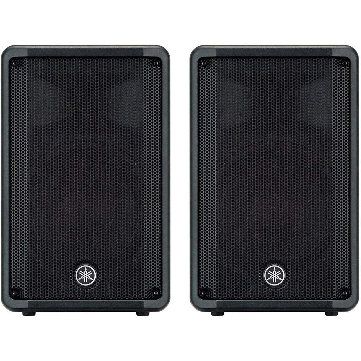 Yamaha CBR10 2-Way Passive Bass Reflex Speaker with 10'' Woofer (Pair) by Yamaha Live Sound