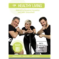 "FLEXI-SPORTS® Trampolin Training DVD ""HEALTHY LIVING"""