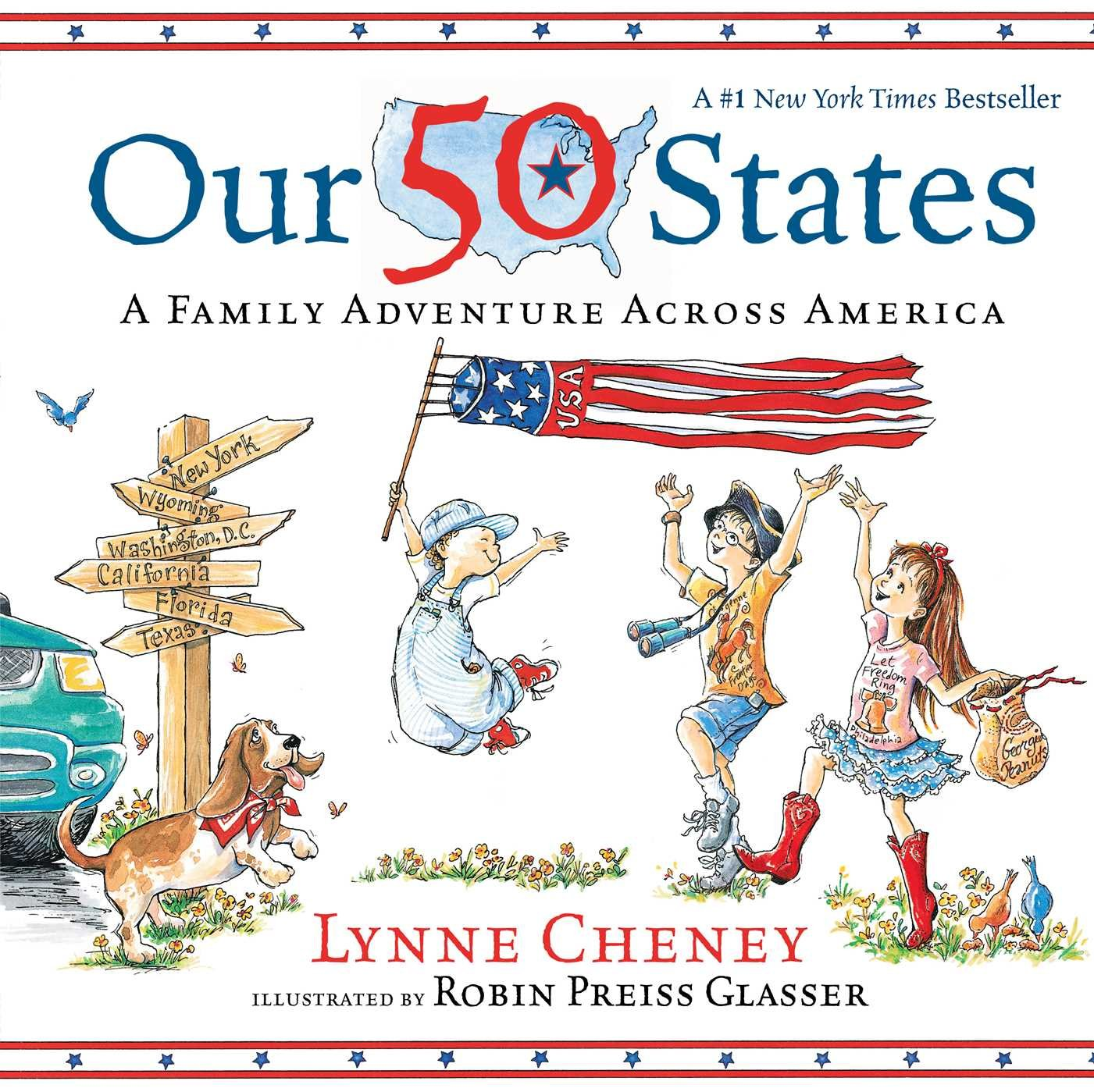 Our 50 States: A Family Adventure Across America: Lynne ...