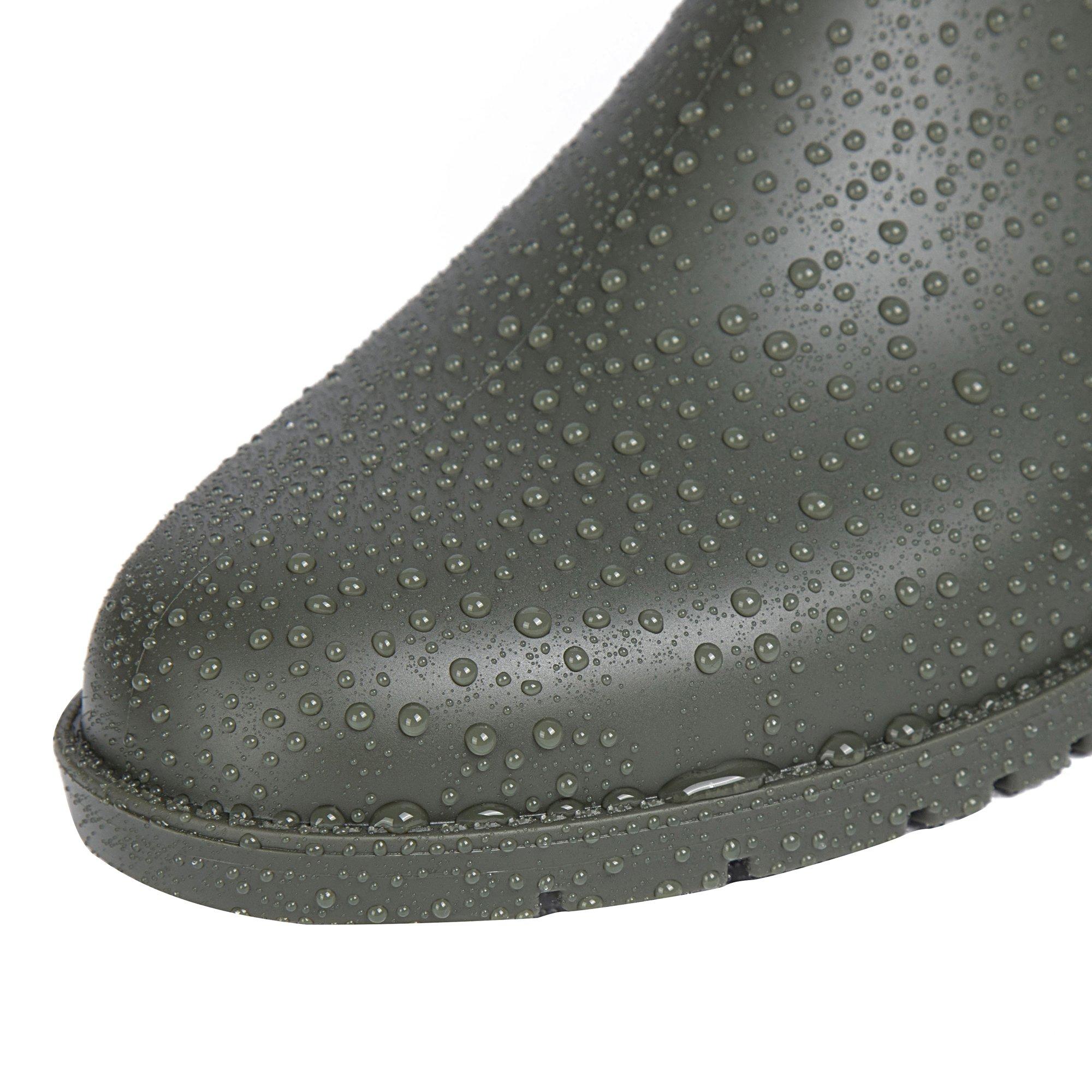 Asgard Girl's Waterproof Chelsea Rain Boots Short Ankel Snow Boots for Kids CA34 by Asgard (Image #3)