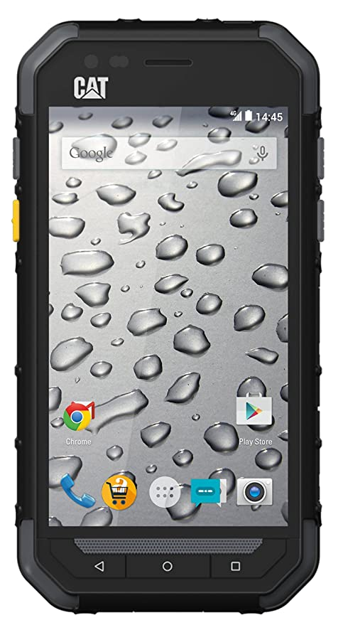 Cat S30 Smartphone Memoria Interna Da 8 Gb Nero Italia