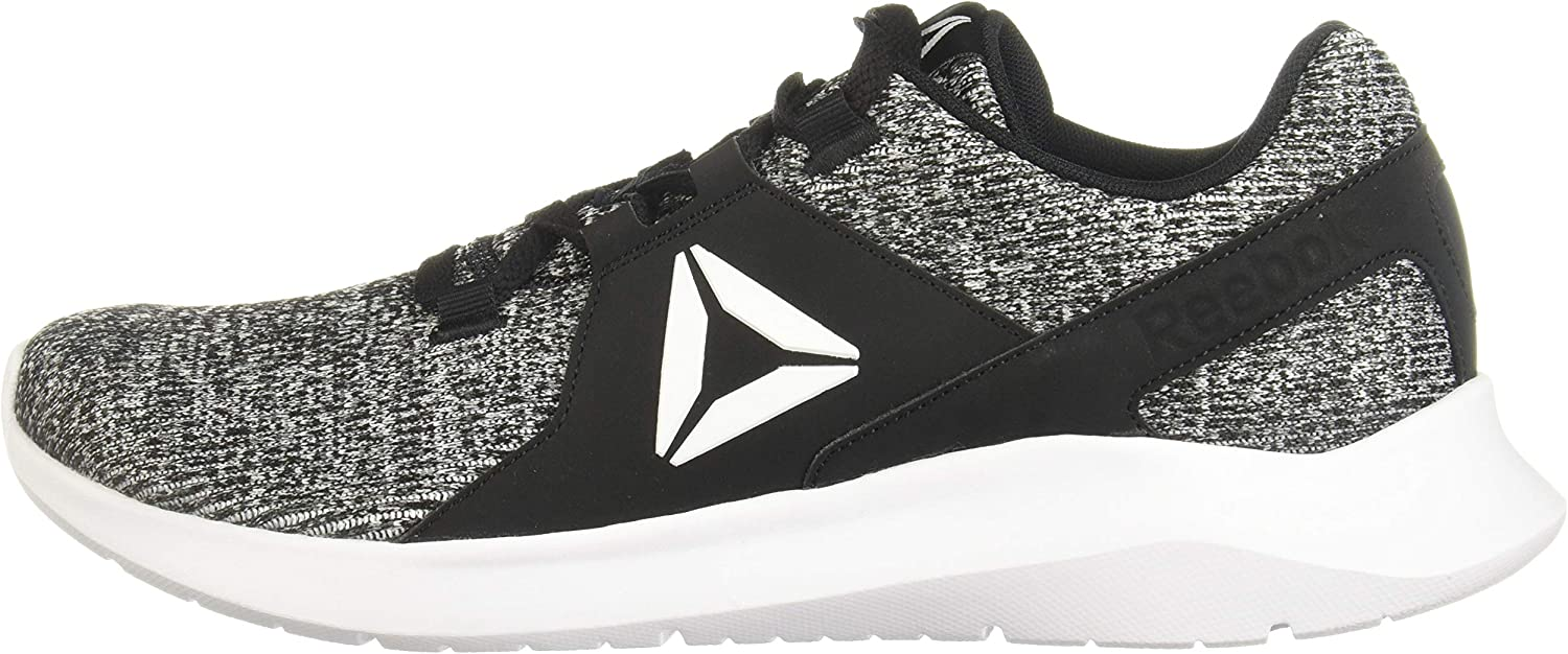 Reebok Men's Energylux Running Shoes Black: