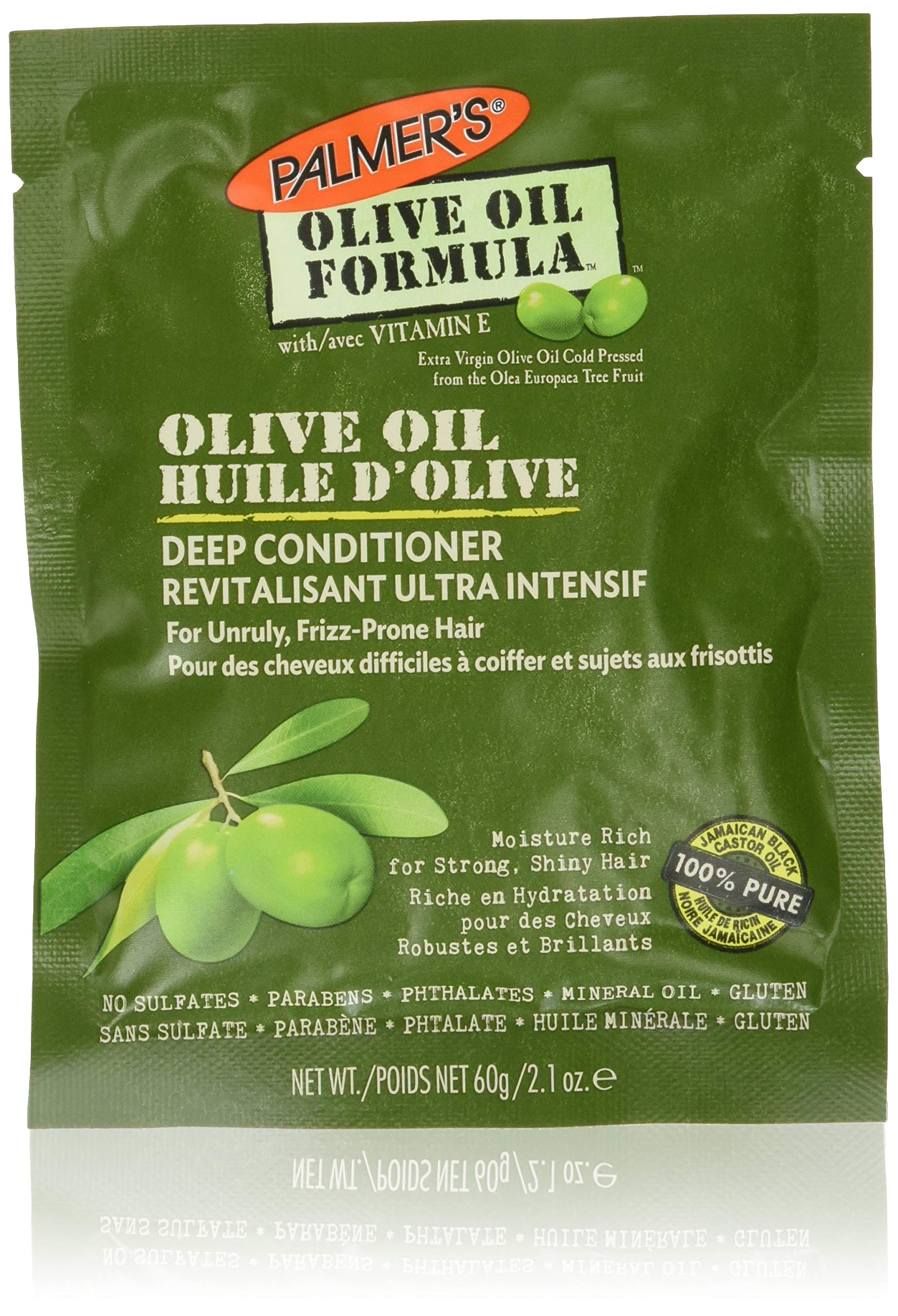 Palmer's Olive Oil Formula Deep Conditioner Packet, 2.1 Ounces