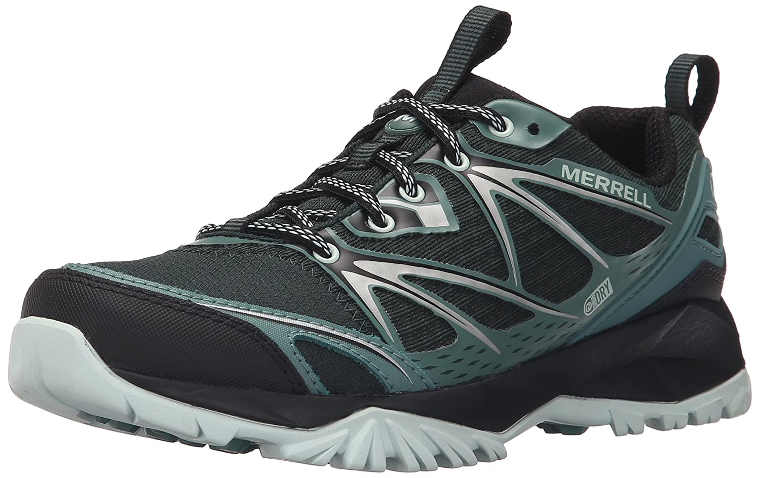 Merrell Capra Bolt Mid Waterproof Hiking Boot Women's Pine